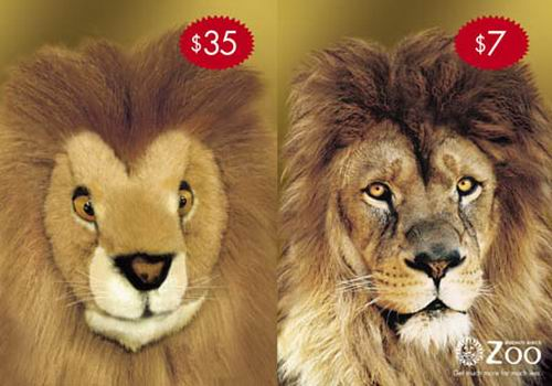 funny zoo ads collection