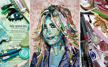 Portraits made by Junk