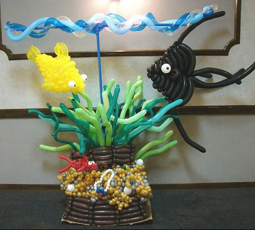 Fun of Balloon Twisting Art & Balloon Sculpture