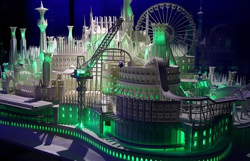 amazing city of paper