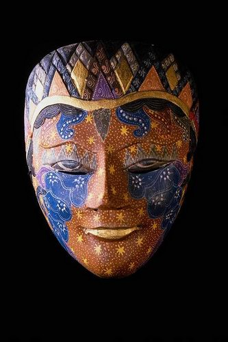 Cool Mask Collection around World