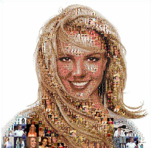 Amazing Mosaics Collage from Tsevis