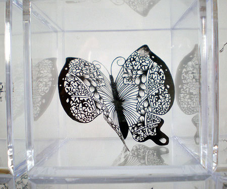 Incredible Chinese Paper Cutting Art