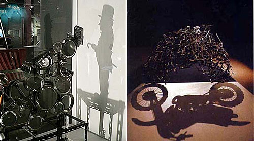 16 Amazing Shadow Art Design Swan
