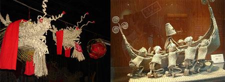 Amazing Straw Art from China