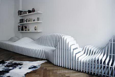 Unusual Sofa Design