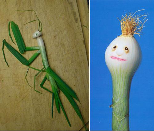 11 Amusing Food Creations