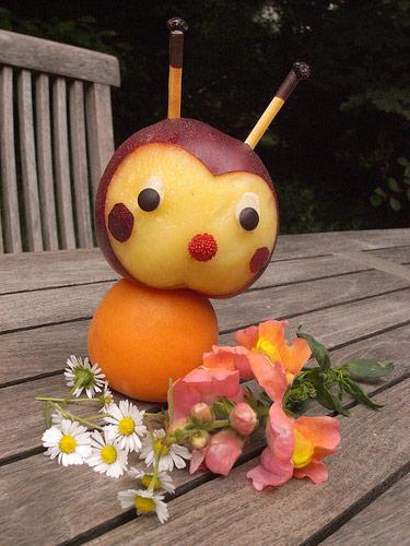 Food Transformer- Very Cute