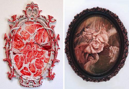 Incredible Meat Art
