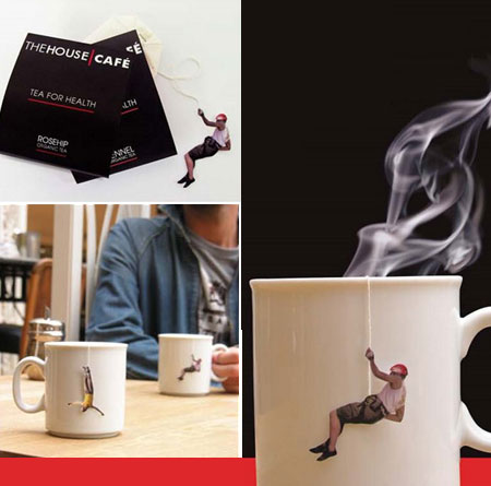 Creative and Interesting Tea Bag Designs