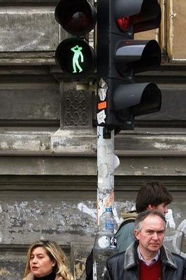 Funny Traffic Light!