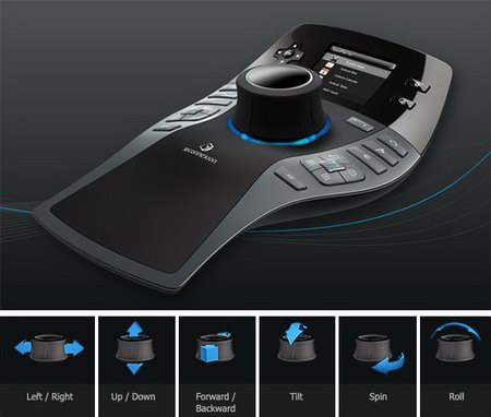 Interesting Computer Mouse Design