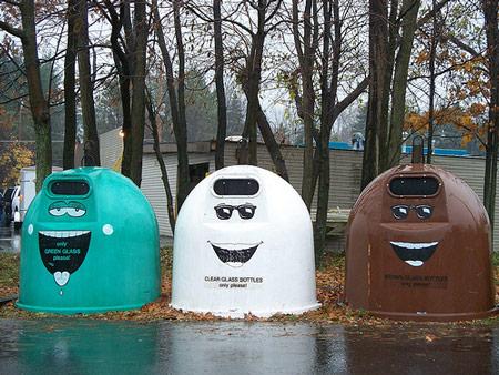 16 Interesting Recycle Bins Around World