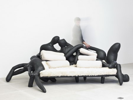 Weird Human Body Inspired Furniture Design