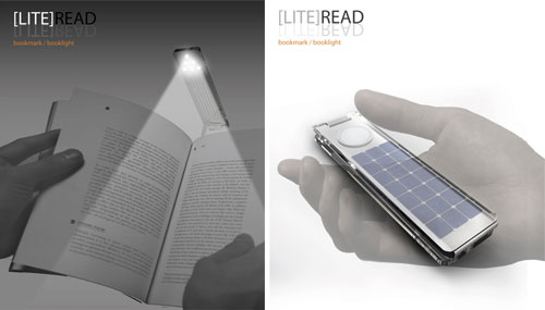 9 Creative and Innovative Bookmark Design