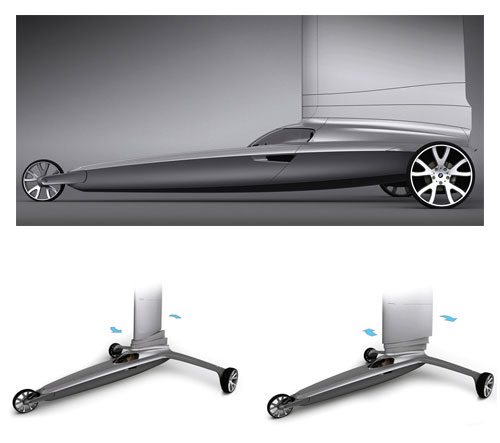 10 Innovative Concept Designs of Transport