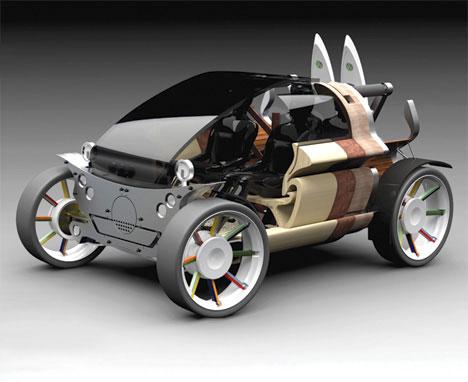 10 Innovative Concept Designs of Transport