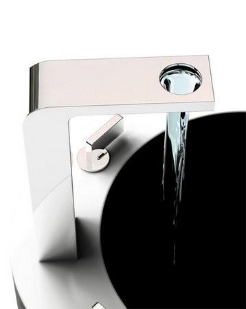 creative design of faucet