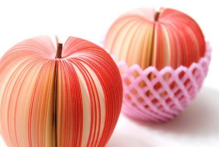 fruit memo design