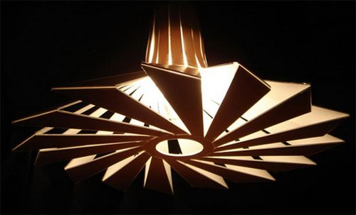 creative and unusual lamp designs
