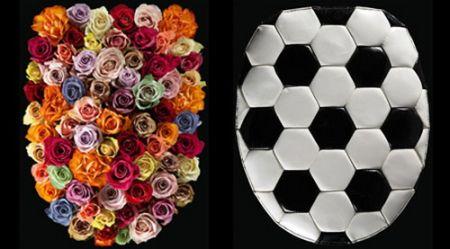 interesting toilet lid design