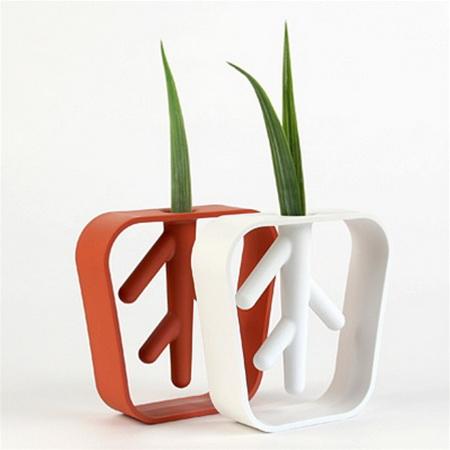 11 Innovative Plant Shaped Vase for Plant