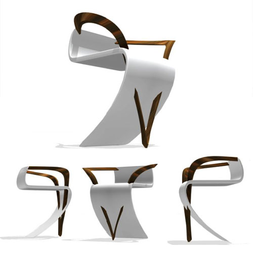 Unique chair design design out of box design swan - Chairs design ...