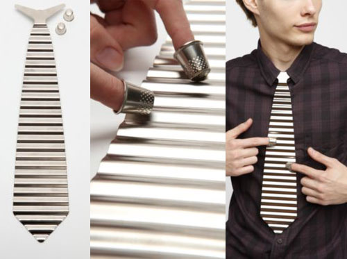 Washboard Necktie, tie can play with