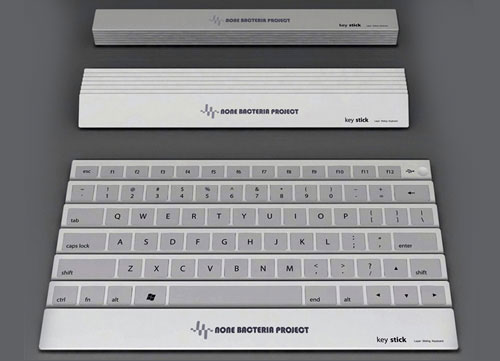 Cool Folding Keyboard