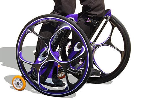 Chariot Skates - Wheel-skates
