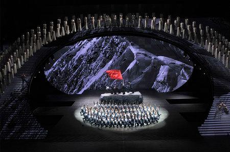 Incredible 60th Anniversary of China Celebration Preparation