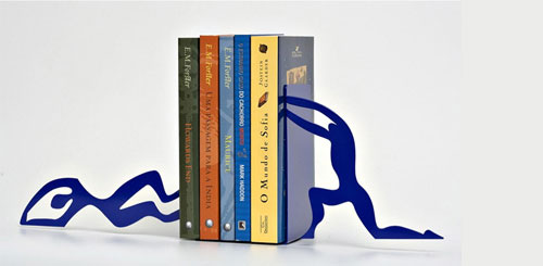 Matisse Style Bookends