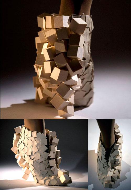 Form & Texture Shoe