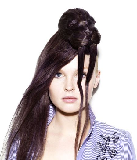 Craziest Hair Style - Animal Hair Hat