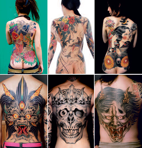 Remarkable Traditional Japanese Tattoo 500 x 519 · 98 kB · jpeg