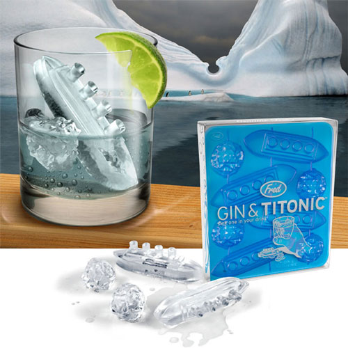 GIN & TITONIC - sink one in your drink