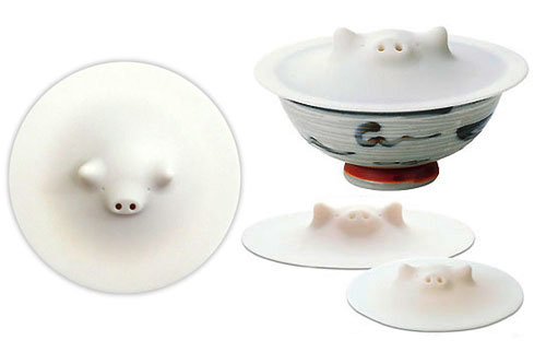 Pig Nose Bowl Cover