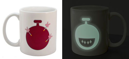 [Shoot my head] double effects mug