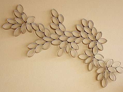 Humble Art – Toilet Paper Roll Art | Design Swan