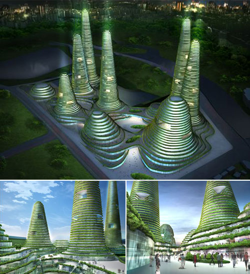 Gwanggyo Power Centre from MVRDV