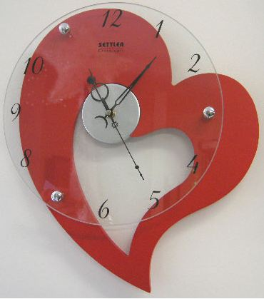 Different Shaped Clocks