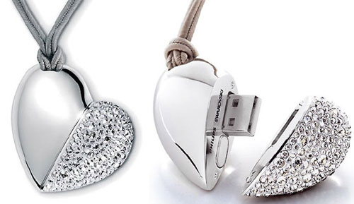 Heart Beat USB Memory Key
