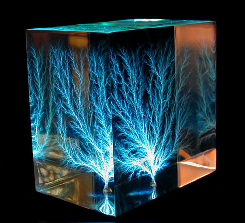 Capture Lightning - Lichtenberg Figures
