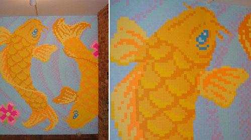 Amazing Post-it Notes Art