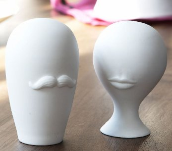 20 Creative and Stylish Salt and Pepper Shakers