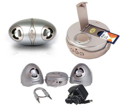 X2Gen X-EGG MP3 Player Dock