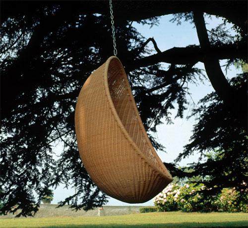 Egg - Hanging armchair