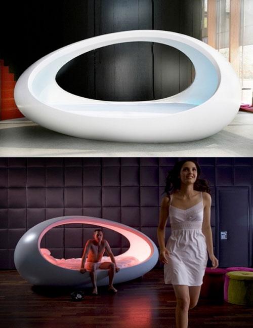 Egg Bed