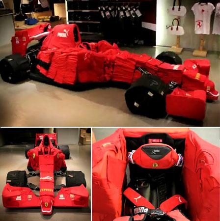 10 Impressive Formula 1 Car Replica Recreation Design Swan