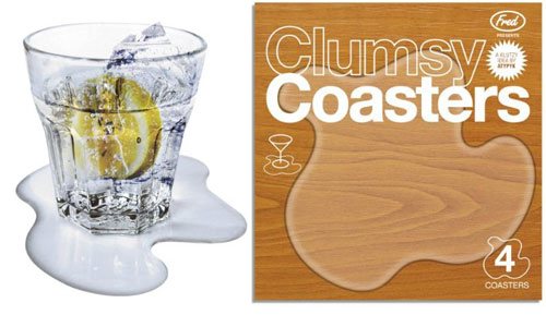 Fred's Clumsy Coasters